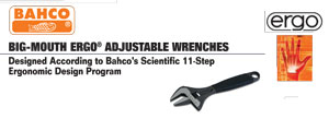 Bahco Wrench