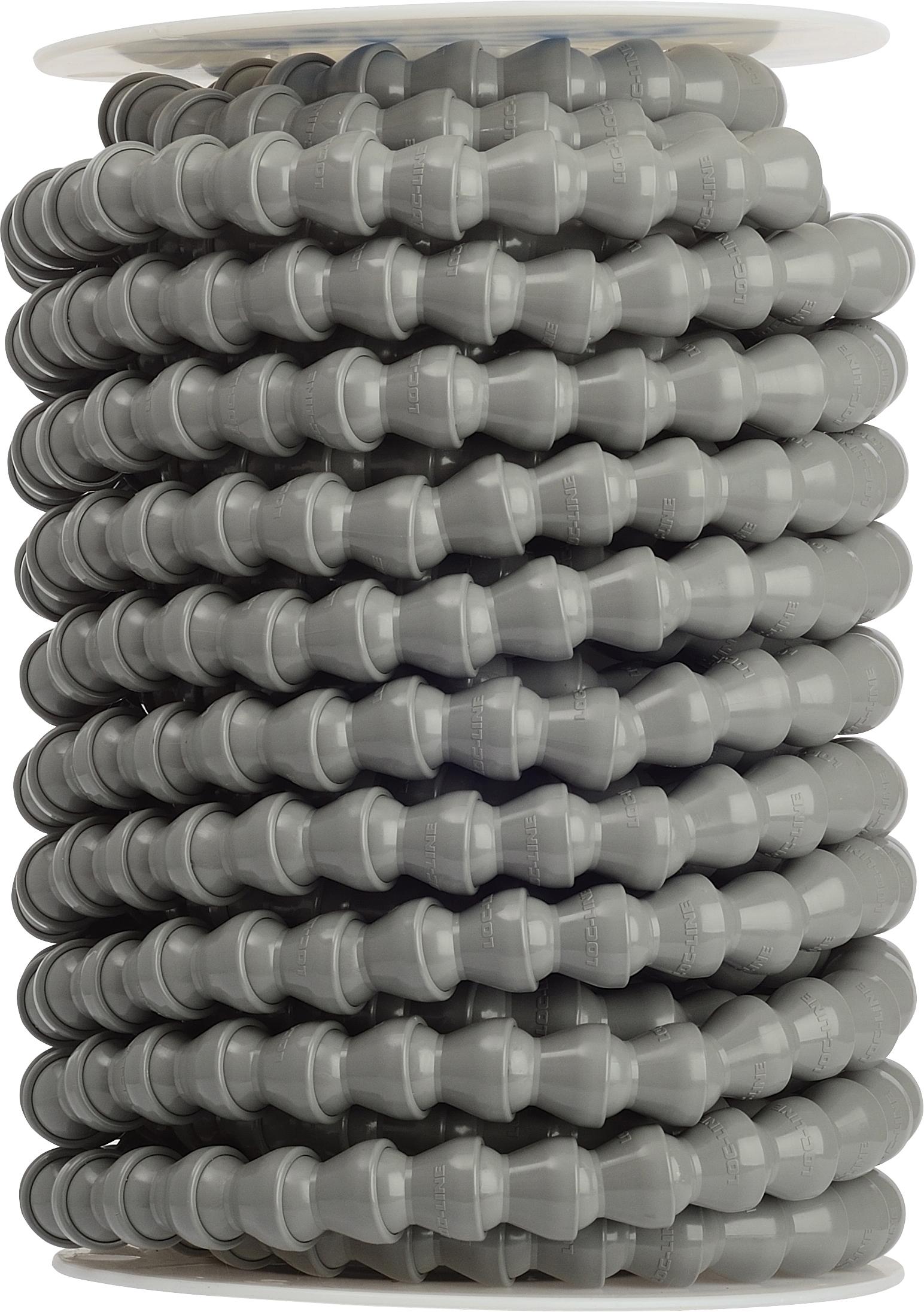 Acetal Copolymer 50 Length 1//2 Hose ID Loc-Line Coolant Hose Component Segment Coil
