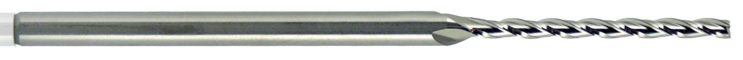 ".109/"" 7//64/"" Diameter 8XD .900/"" LOC 3 Flute Carbide End Mill Melin USA #H0082"