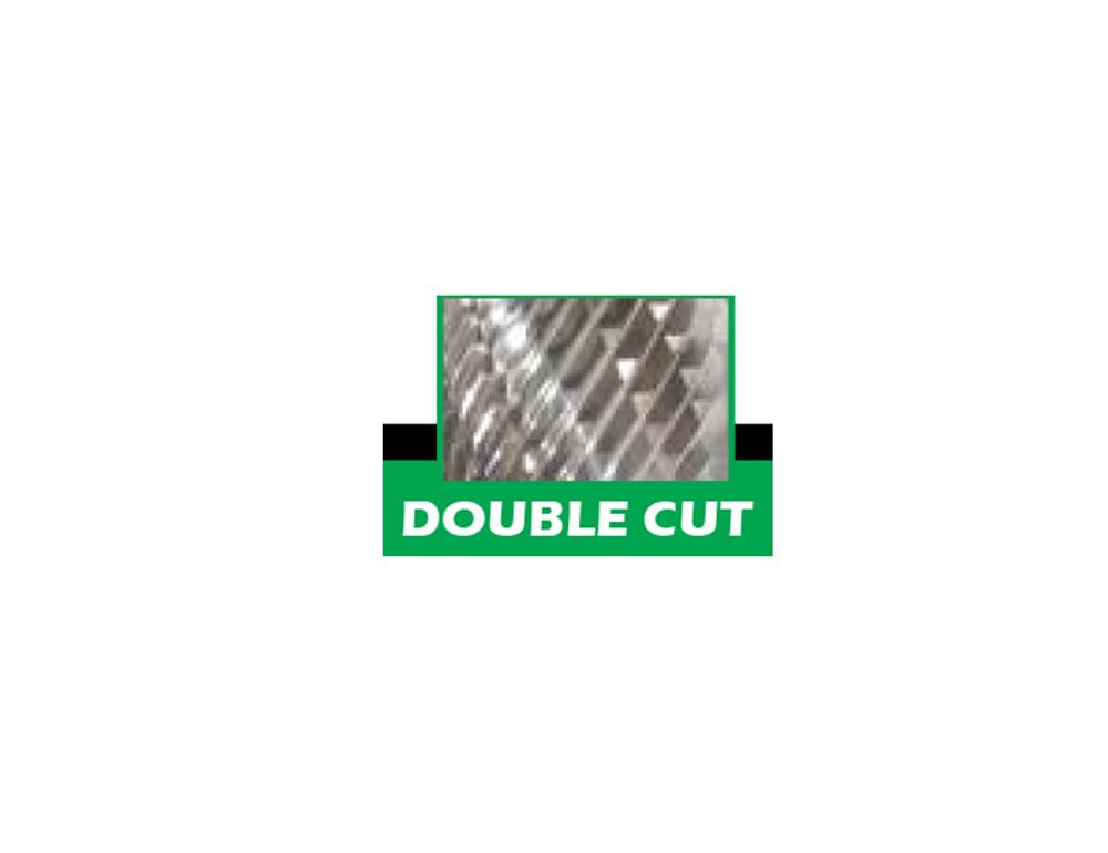 "3//8/"" Diameter 1//4/"" Shank 6/"" Spherical Ball USA Carbide Burr Single Cut SD-3L6"