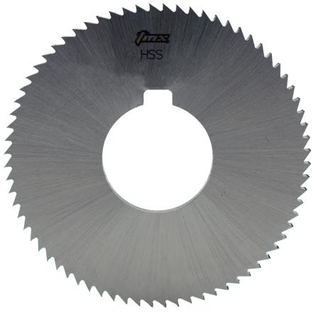 Slitting, Slotting and Jewelers Saw Blades