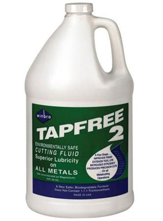 Tapping and Cutting Fluids