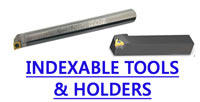 Indexable Tools & Holders