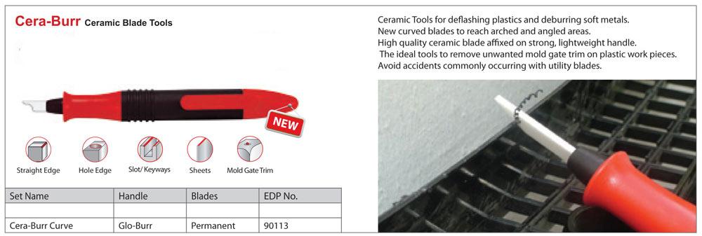1pc CeraMix Ceramic Blade Replacement Blade for the Set Q10 Shaviv EDP #29236