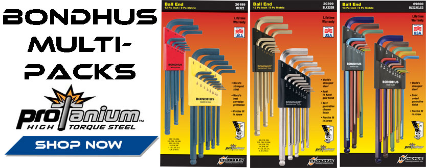 Bondhus Multi-Pack Deals