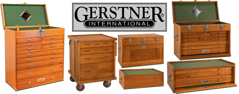 Gerstner International Wood Tool Chests