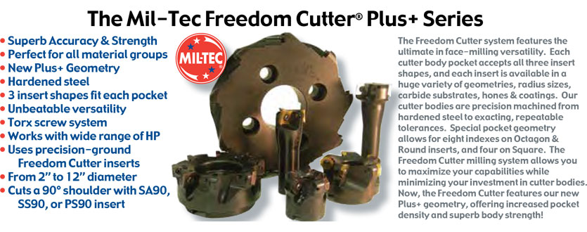The Mil-Tec Freedom Cutter Plus Series