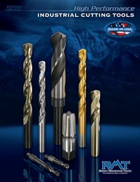 5-3//4 Length 3-1//4 Flute Length Pack of 6 Rocky Mountain Twist 95006026 Series #JH522 Jobber Industrial-Grade High Speed Steel 137/° Split Point HSS Black and Gold 15//32 Fractional Size