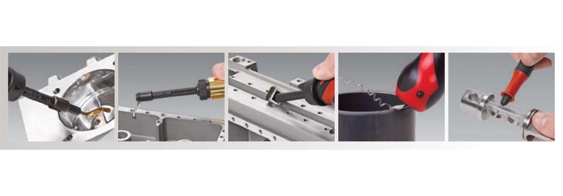 SHAVIV 153-29004 Deburring Blade Holder,Steel,E Series