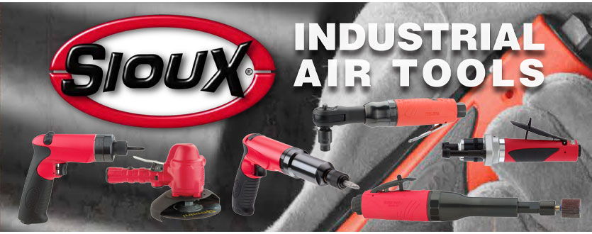 Sioux Industrial Air Tools