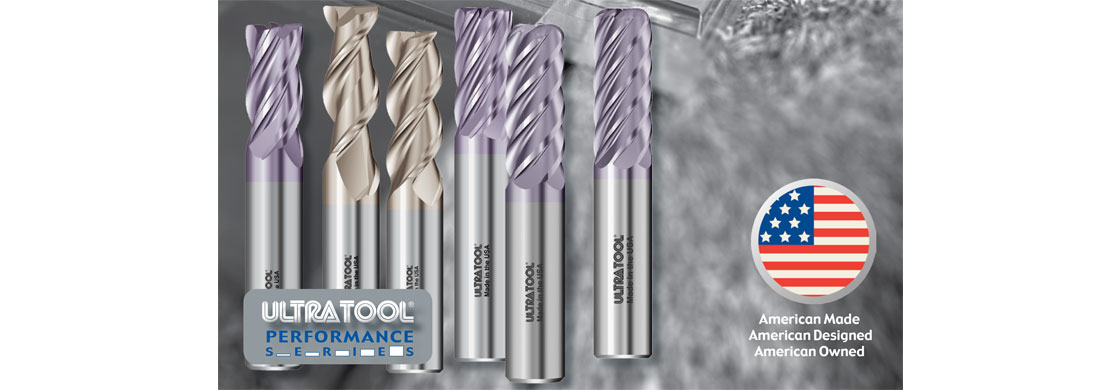Ultra Tool Solid Carbide Cutting Tools