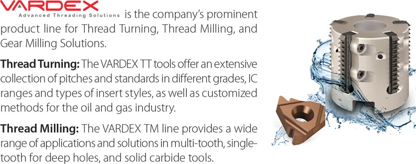 Vardex Cutting Tools