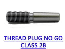 Thread Plug Gage Class 2B No Go