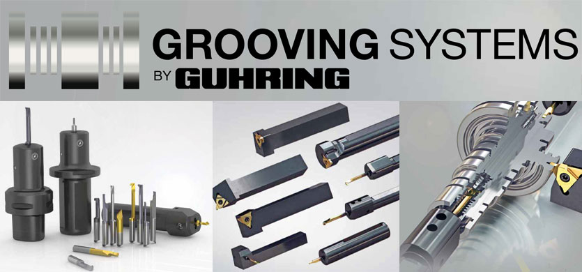 Guhring Grooving Systems