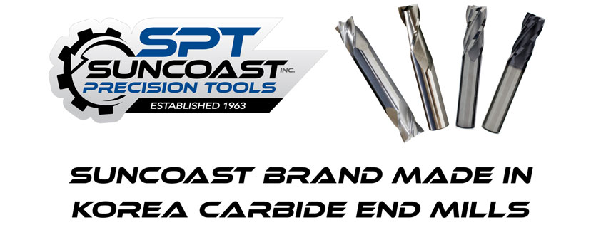 Made in Korea Carbide End Mills